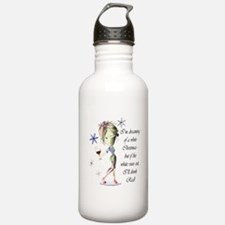 Im dreaming of a white Christmas Water Bottle