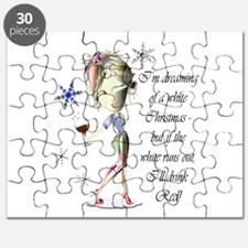 Im dreaming of a white Christmas Puzzle