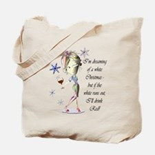 Im dreaming of a white Christmas Tote Bag