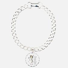 Im dreaming of a white Christmas Bracelet