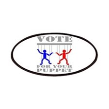 Vote For Your Puppet Patches