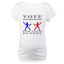 Vote For Your Puppet Shirt
