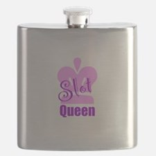 Slot Queen Flask