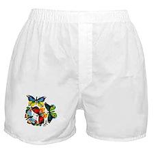 Flock Of Butterflies Boxer Shorts
