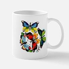 Flock Of Butterflies Mug