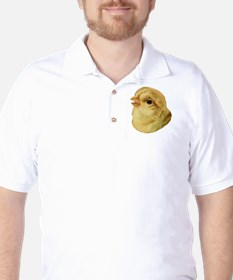 Chick (Front only) Golf Shirt