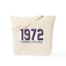 1972 Original Tote Bag