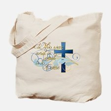 Who was and is and is to come Tote Bag