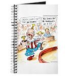 Joe Biden Circus Act Journal
