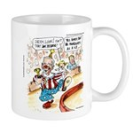 Joe Biden Circus Act Mug