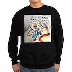 Joe Biden Circus Act Sweatshirt (dark)