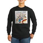 Joe Biden Circus Act Long Sleeve Dark T-Shirt