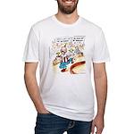 Joe Biden Circus Act Fitted T-Shirt