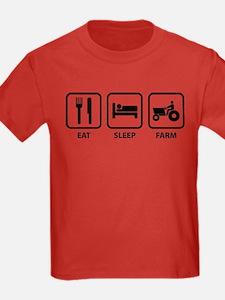Eat Sleep Farm T