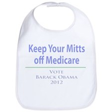 Keep Your Mitts off Medicare Bib