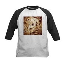 Reclining Jack Russell Tee