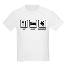 Eat Sleep Parkour T-Shirt