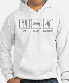 Eat Sleep Parkour Jumper Hoodie