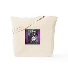 Brown New Foundland Tote Bag