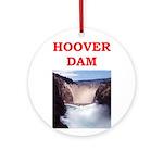 hoover dam Ornament (Round)