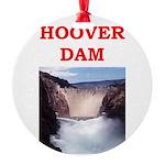 hoover dam Round Ornament
