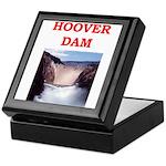 hoover dam Keepsake Box
