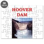 hoover dam Puzzle