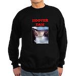 hoover dam Sweatshirt (dark)