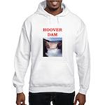 hoover dam Hooded Sweatshirt