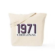 1971 Original Tote Bag