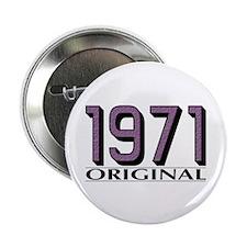 1971 Original Button