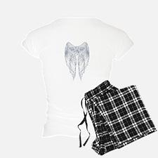 wings on back Pajamas