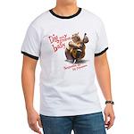 Phineas McBoof Men's Ringer T-Shirt