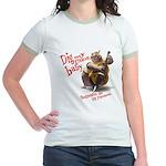 Phineas McBoof Women's Ringer T-Shirt