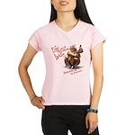 Phineas McBoof Women's Performance Dry T-Shirt