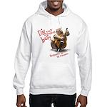 Phineas McBoof Adult Hooded Sweatshirt