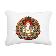 Kuan Yin Rectangular Canvas Pillow