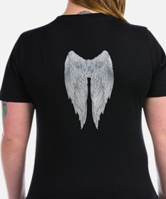 wings on back Shirt