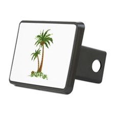 Twin Palm Tree Hitch Cover