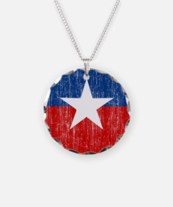 Chile Roundel Necklace