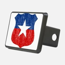 Chile Roundel Hitch Cover