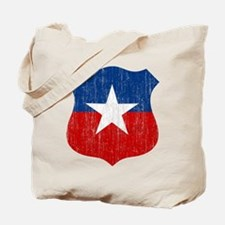 Chile Roundel Tote Bag