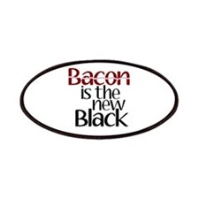 Bacon Is The New Black Patches