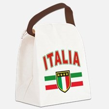 italia.png Canvas Lunch Bag