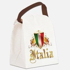 italy T-Shirt.png Canvas Lunch Bag