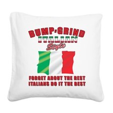 Bump and Grind Italian style T-Shirt.png Square Ca