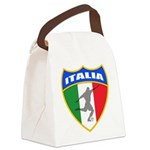 2-italia soccer.png Canvas Lunch Bag