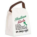 4-3-ITALIAN GIRLS.png Canvas Lunch Bag