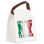 italian Long island T-Shirt.png Canvas Lunch Bag