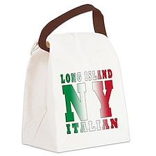 italian Long island T-Shirt.png Canvas Lunch Bag